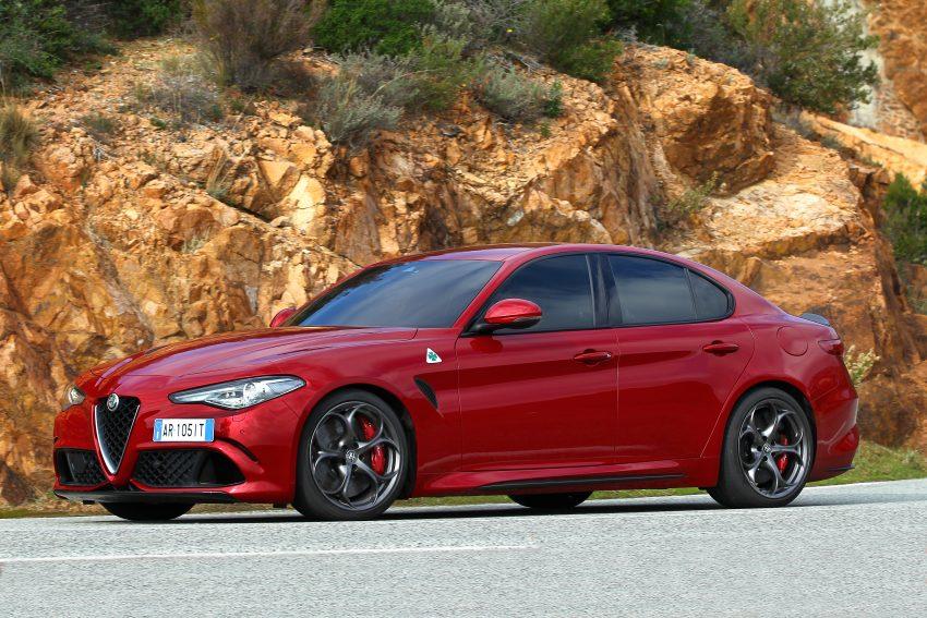 2016 Alfa Romeo Giulia – full specifications released Image #491662
