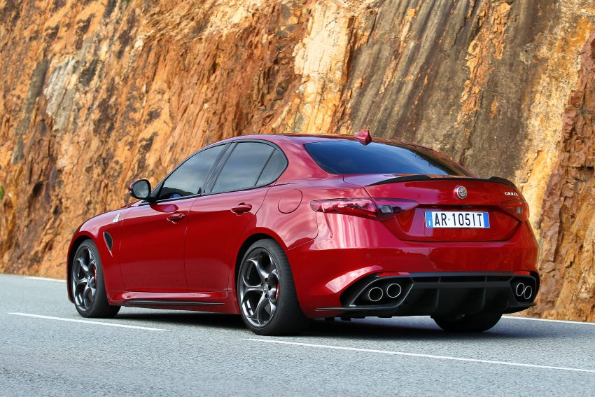 2016 Alfa Romeo Giulia – full specifications released Image #491663