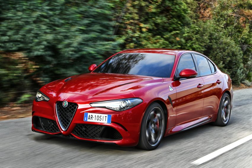2016 Alfa Romeo Giulia – full specifications released Image #491664