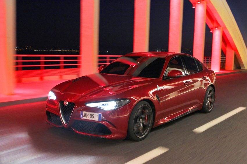 2016 Alfa Romeo Giulia – full specifications released Image #491665