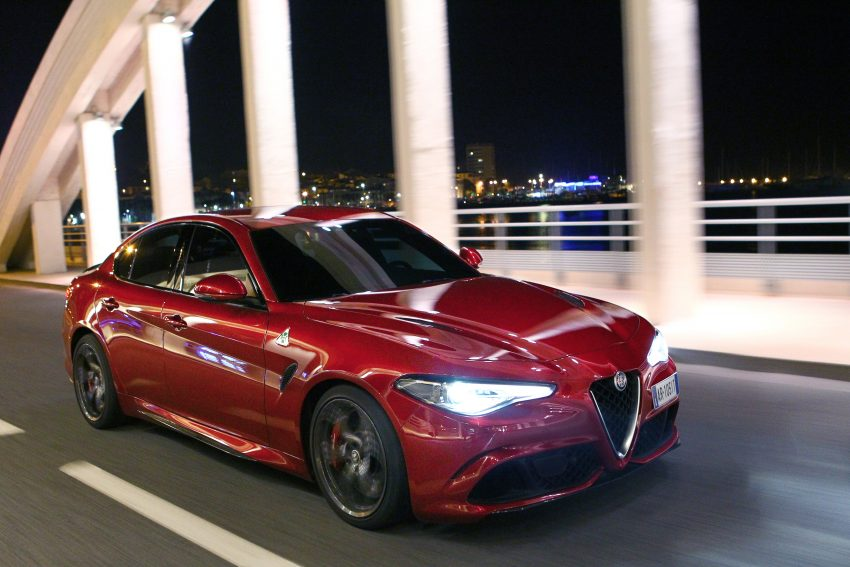 2016 Alfa Romeo Giulia – full specifications released Image #491667