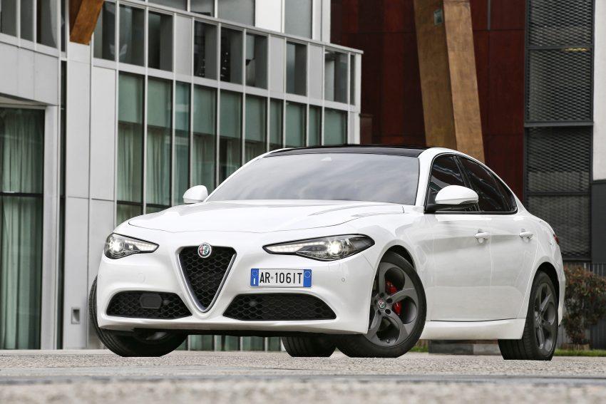 2016 Alfa Romeo Giulia – full specifications released Image #491467