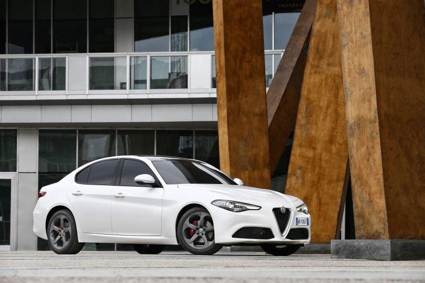 2016 Alfa Romeo Giulia – full specifications released Image #491468