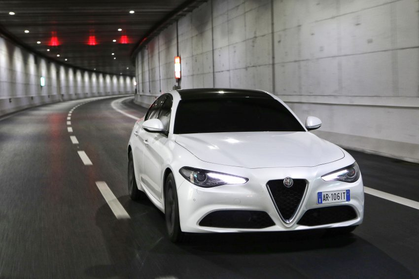 2016 Alfa Romeo Giulia – full specifications released Image #491470