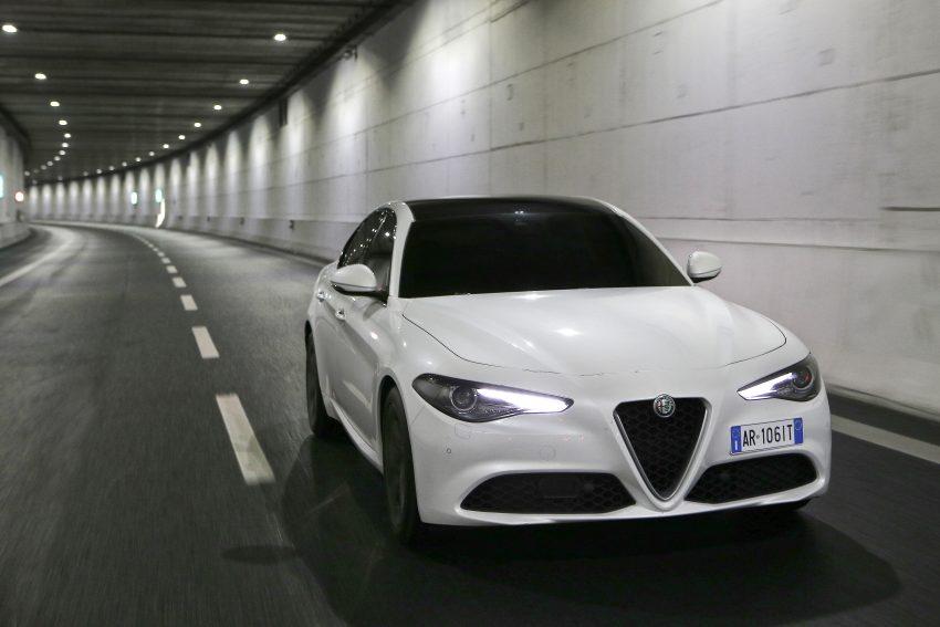 2016 Alfa Romeo Giulia – full specifications released Image #491472