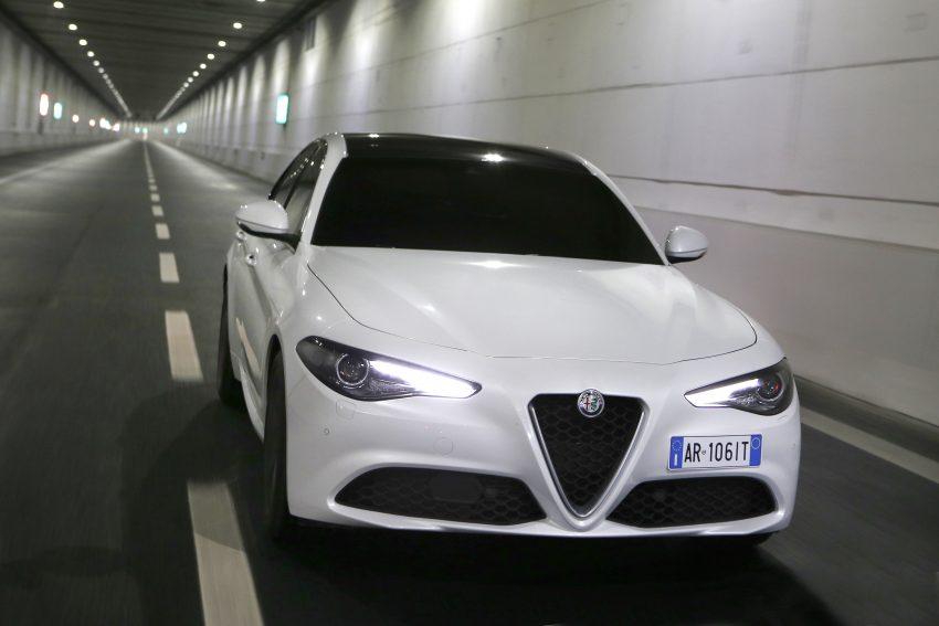 2016 Alfa Romeo Giulia – full specifications released Image #491474
