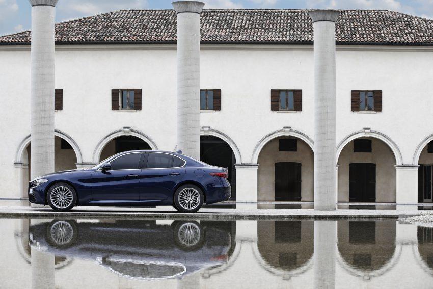 2016 Alfa Romeo Giulia – full specifications released Image #491483