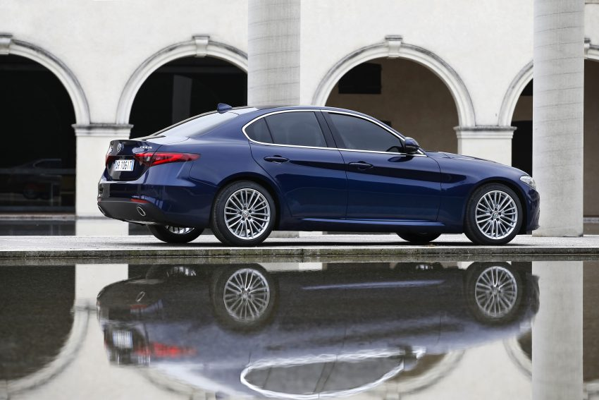 2016 Alfa Romeo Giulia – full specifications released Image #491484