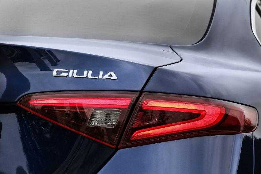 2016 Alfa Romeo Giulia – full specifications released Image #491486