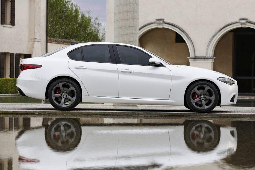 2016 Alfa Romeo Giulia – full specifications released Image #491494