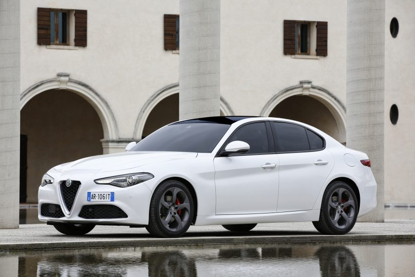 2016 Alfa Romeo Giulia – full specifications released Image #491498