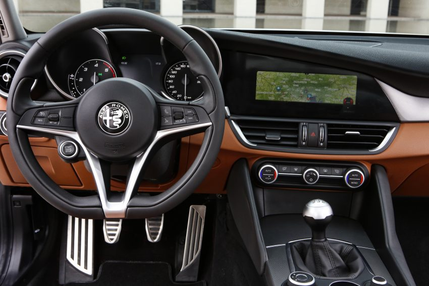 2016 Alfa Romeo Giulia – full specifications released Image #491503