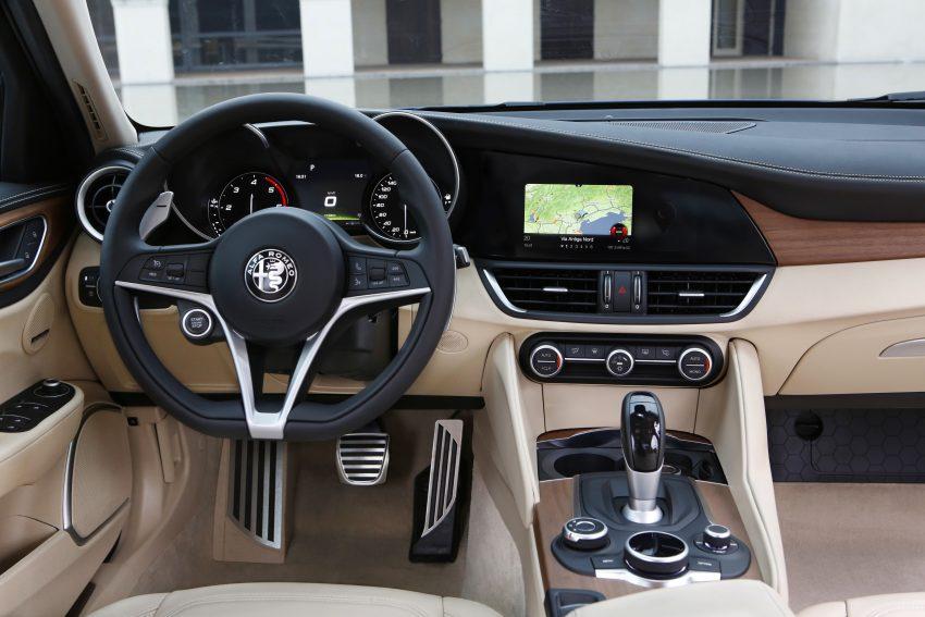 2016 Alfa Romeo Giulia – full specifications released Image #491505