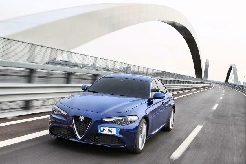 2016 Alfa Romeo Giulia – full specifications released Image #491509