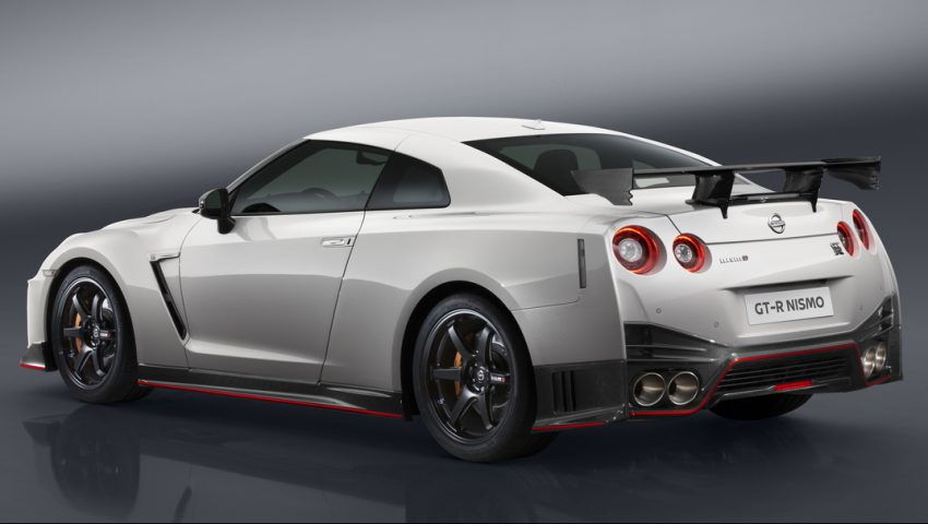 Nissan GT-R Nismo facelift: improved looks, handling Image #499970