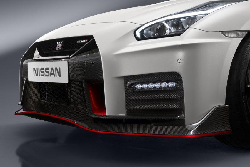 Nissan GT-R Nismo facelift: improved looks, handling Image #499971
