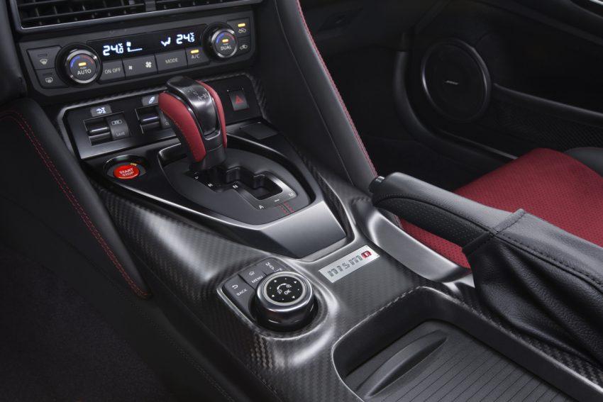 Nissan GT-R Nismo facelift: improved looks, handling Image #499976