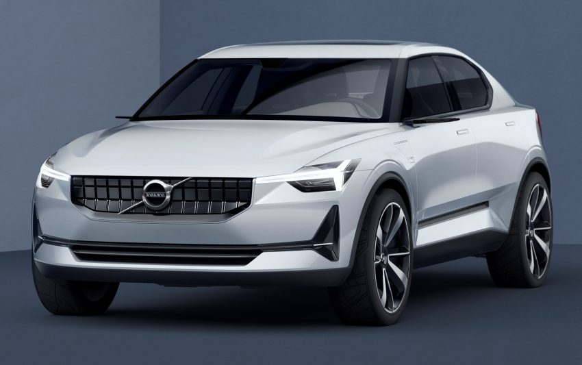 Volvo 40.1 and 40.2 concepts preview XC40 and S40 Image #495751