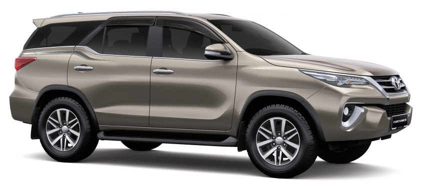2016 Toyota Fortuner launched in Malaysia – two variants, 2.4L diesel and 2.7L petrol, RM187-200k Image #488314