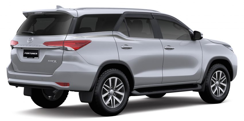 2016 Toyota Fortuner launched in Malaysia – two variants, 2.4L diesel and 2.7L petrol, RM187-200k Image #488316