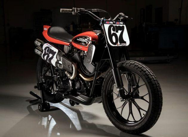 2016 Harley-Davidson XG750R flat tracker  (6)