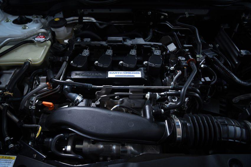 DRIVEN: 2016 FC Honda Civic 1.8L, 1.5L VTEC Turbo Image #492365
