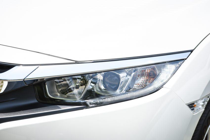 DRIVEN: 2016 FC Honda Civic 1.8L, 1.5L VTEC Turbo Image #492273