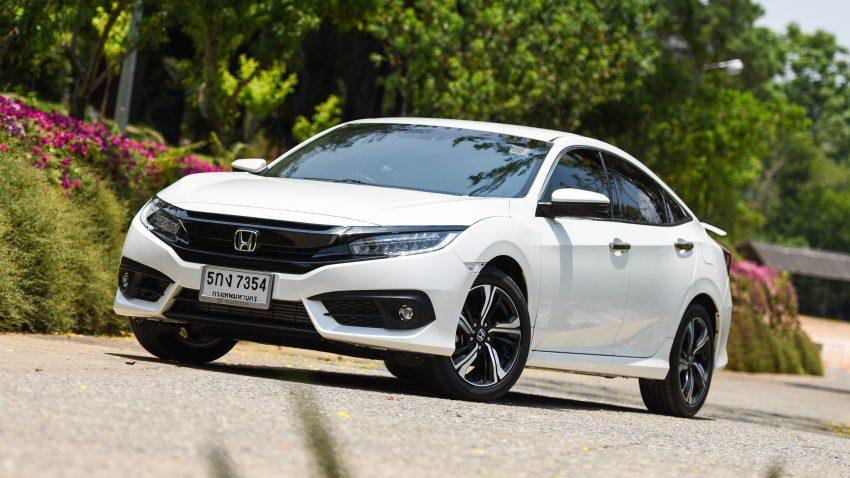 DRIVEN: 2016 FC Honda Civic 1.8L, 1.5L VTEC Turbo Image #492276