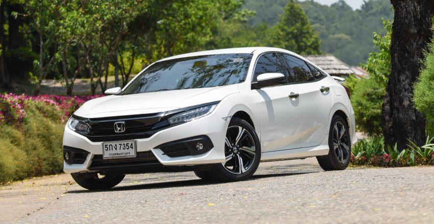 DRIVEN: 2016 FC Honda Civic 1.8L, 1.5L VTEC Turbo Image #492277