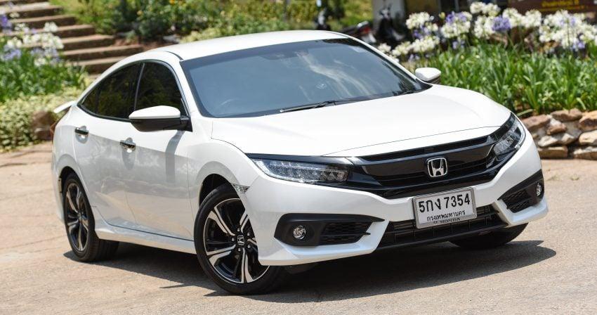 DRIVEN: 2016 FC Honda Civic 1.8L, 1.5L VTEC Turbo Image #492284