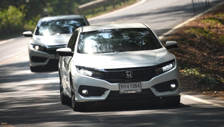 DRIVEN: 2016 FC Honda Civic 1.8L, 1.5L VTEC Turbo Image #492293