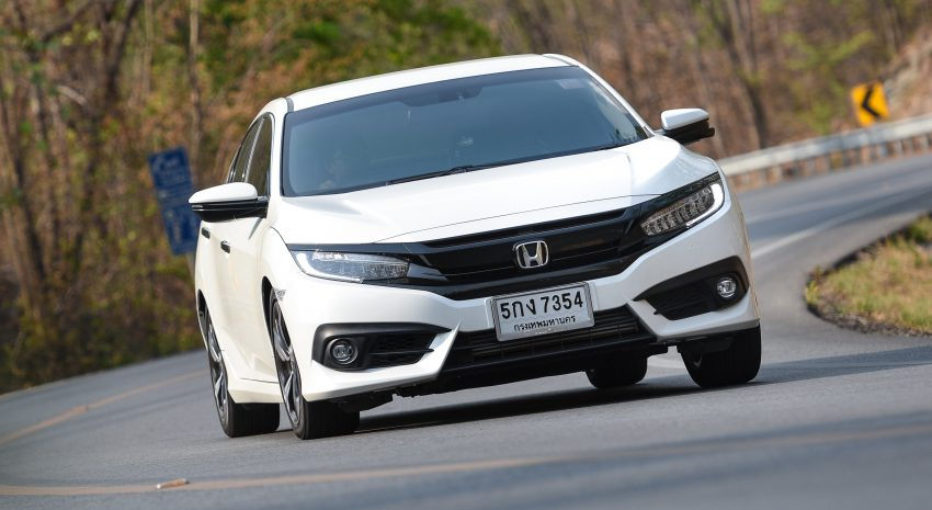 DRIVEN: 2016 FC Honda Civic 1.8L, 1.5L VTEC Turbo Image #492301