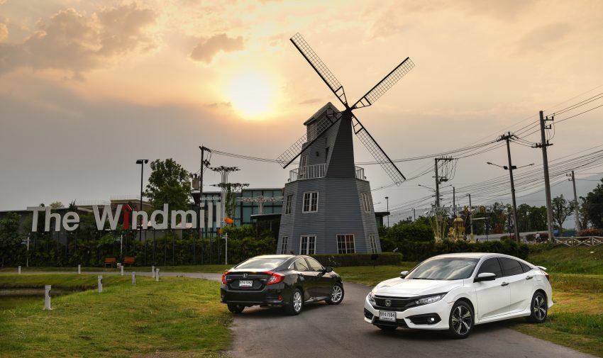 DRIVEN: 2016 FC Honda Civic 1.8L, 1.5L VTEC Turbo Image #492303