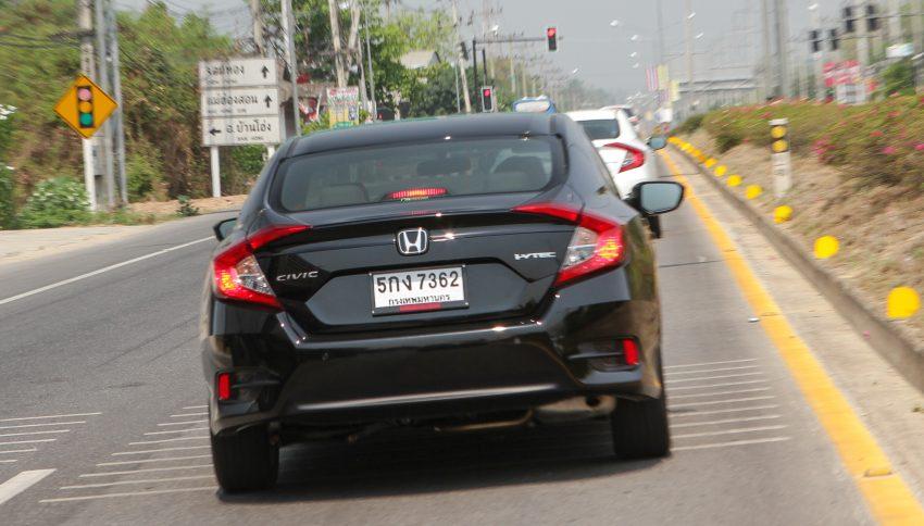 DRIVEN: 2016 FC Honda Civic 1.8L, 1.5L VTEC Turbo Image #492314