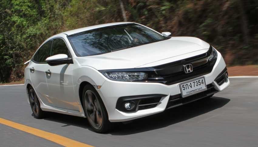 DRIVEN: 2016 FC Honda Civic 1.8L, 1.5L VTEC Turbo Image #492330