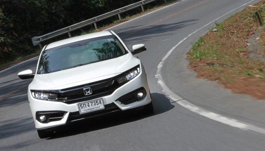DRIVEN: 2016 FC Honda Civic 1.8L, 1.5L VTEC Turbo Image #492331