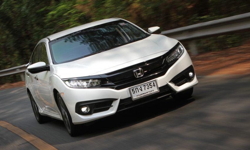 DRIVEN: 2016 FC Honda Civic 1.8L, 1.5L VTEC Turbo Image #492333