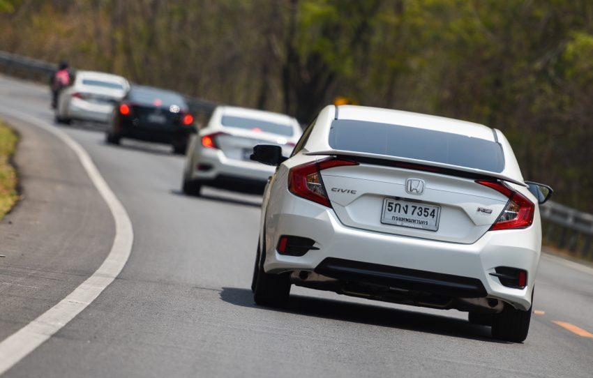 DRIVEN: 2016 FC Honda Civic 1.8L, 1.5L VTEC Turbo Image #492266