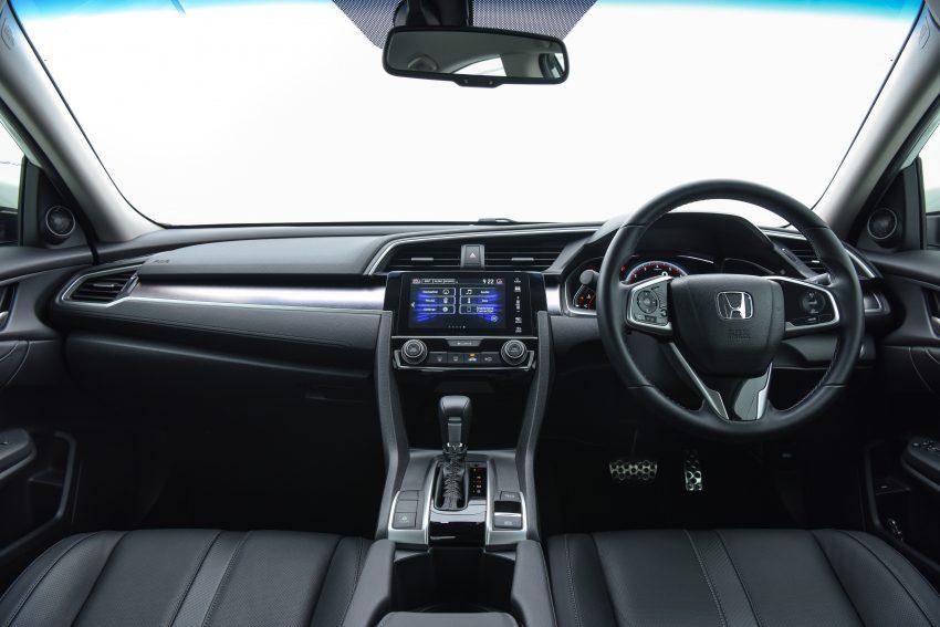 DRIVEN: 2016 FC Honda Civic 1.8L, 1.5L VTEC Turbo Image #492346