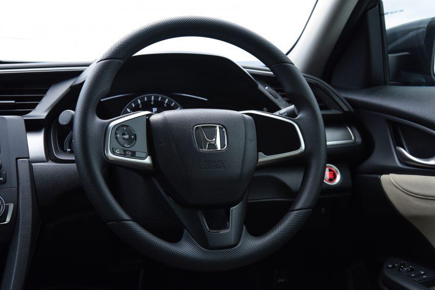 DRIVEN: 2016 FC Honda Civic 1.8L, 1.5L VTEC Turbo Image #492354