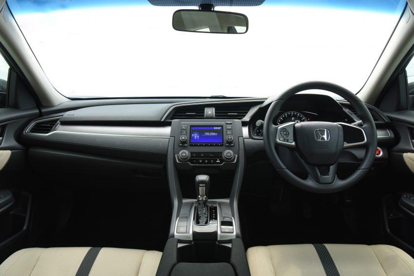 DRIVEN: 2016 FC Honda Civic 1.8L, 1.5L VTEC Turbo Image #492355