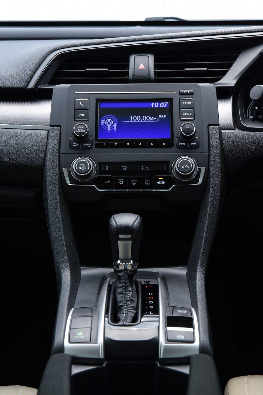 DRIVEN: 2016 FC Honda Civic 1.8L, 1.5L VTEC Turbo Image #492356