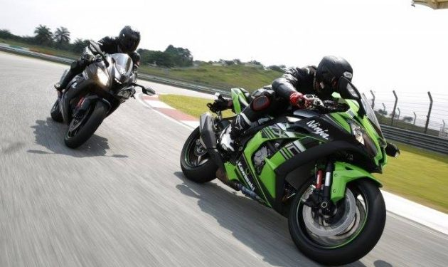 2016 Kawasaki ZX-10R International Media Launch - 1