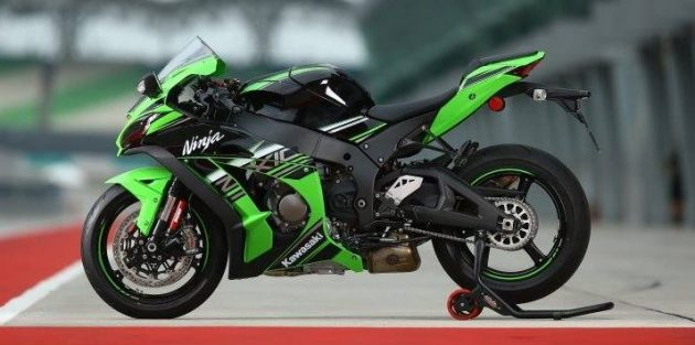 2016 Kawasaki ZX-10R International Media Launch - 4
