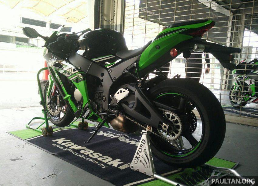 2016 Kawasaki ZX-10R now in Malaysia – RM104,859 Image #494576