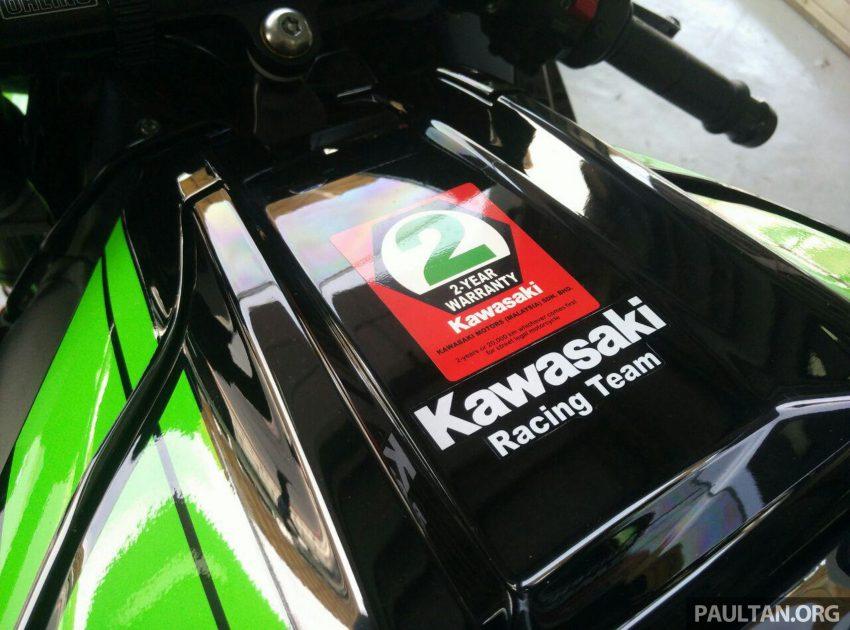 2016 Kawasaki ZX-10R now in Malaysia – RM104,859 Image #494586