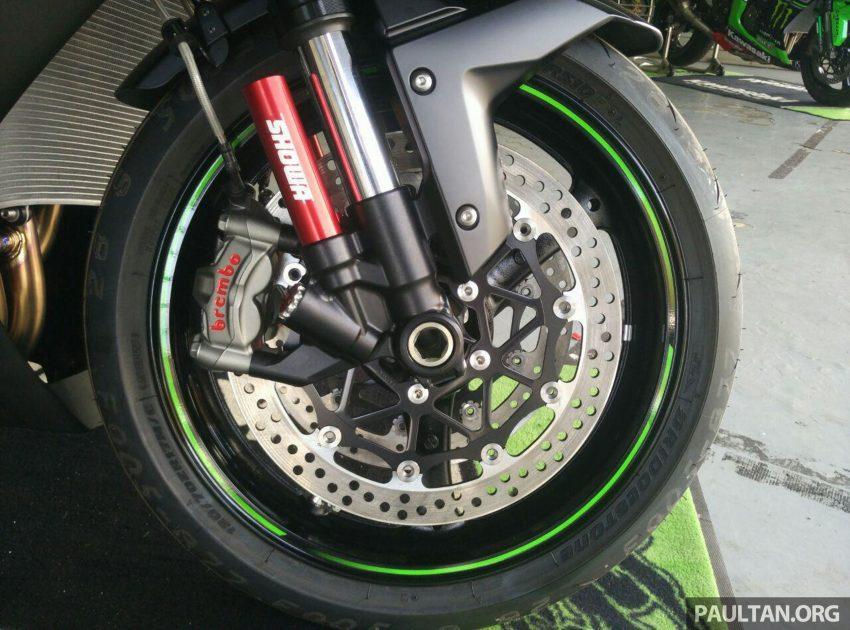 2016 Kawasaki ZX-10R now in Malaysia – RM104,859 Image #494596