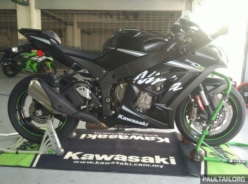 2016 Kawasaki ZX-10R now in Malaysia – RM104,859 Image #494602
