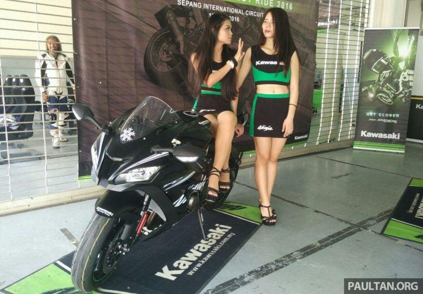 2016 Kawasaki ZX-10R now in Malaysia – RM104,859 Image #494568