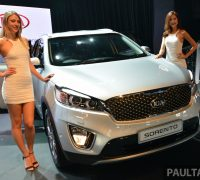 2016 Kia Sorento launch-1
